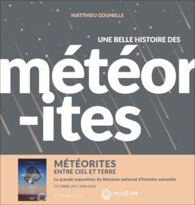 Une belle histoire des météorites