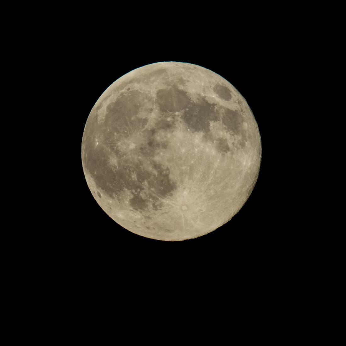 Qu'est-ce qu'une Super Lune?