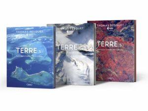Livre Terre(s) Thomas Pesquet