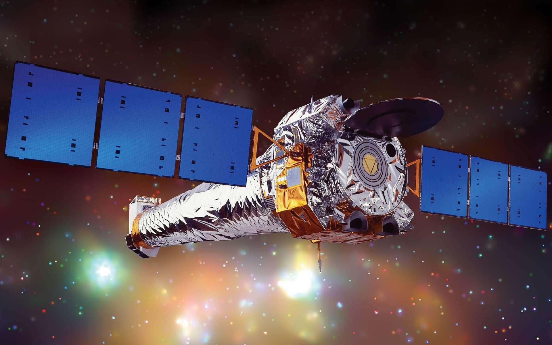 Des exoplanètes découvertes pour la première fois dans une autre galaxie