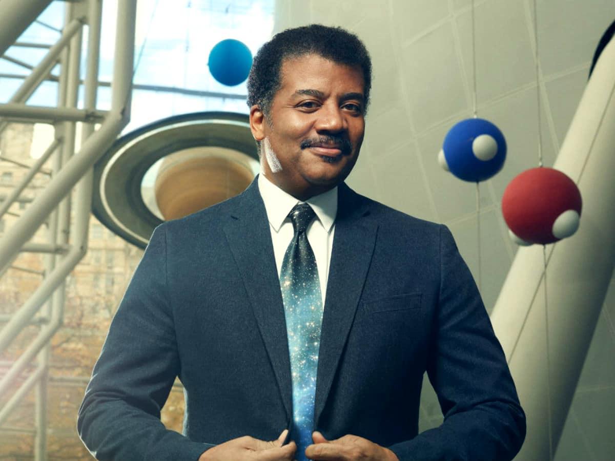 Neil de Grasse Tyson au Planetarium