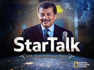 star talk, Neil de Grasse Tyson