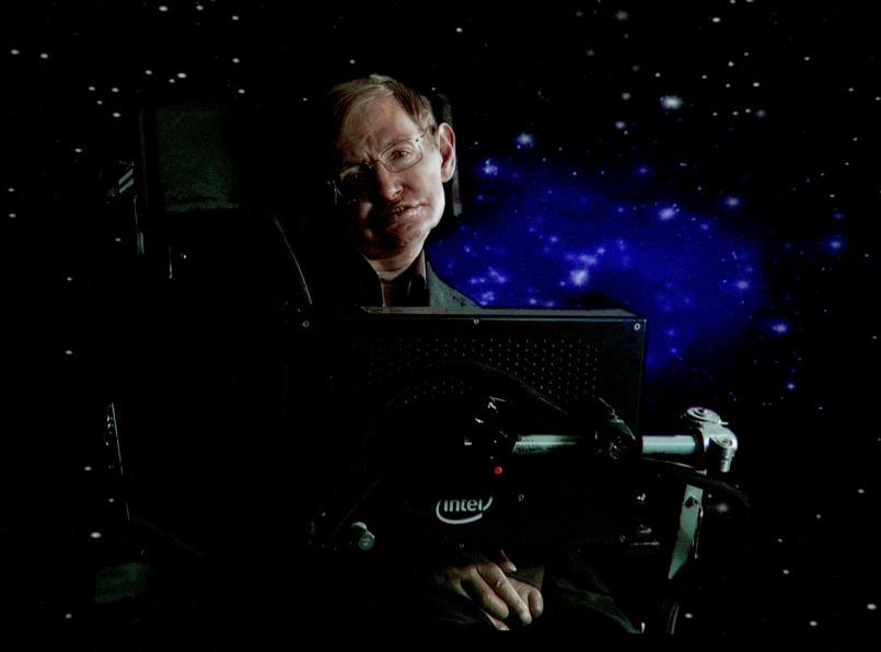 Stephen Hawking a rejoint les étoiles