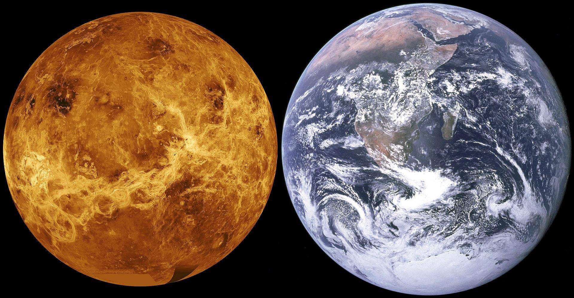 La vie peut-elle exister sur Vénus?