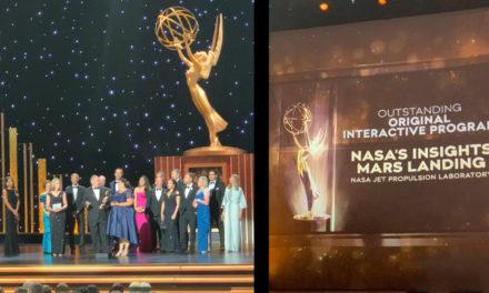 La NASA et SpaceX vainqueurs des Emmy Awards
