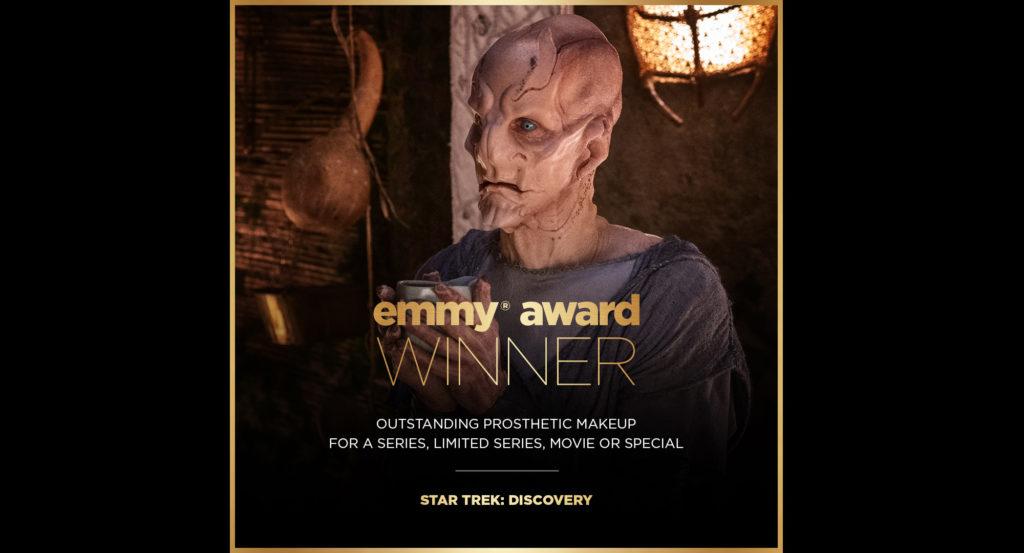 Star Trek emmy 2019
