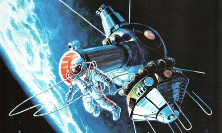 Alexeï Leonov, le premier homme à être sorti dans l'espace