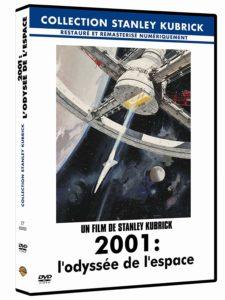2001 l'odyssée de l'espace de Stanley Kubrick