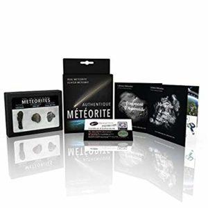 trio de meteorites
