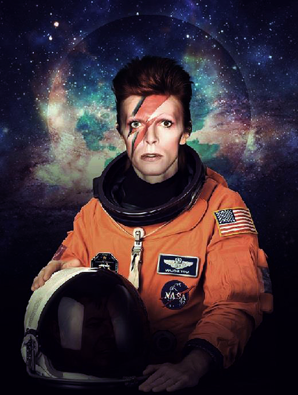 L'histoire de Space oddity de David Bowie