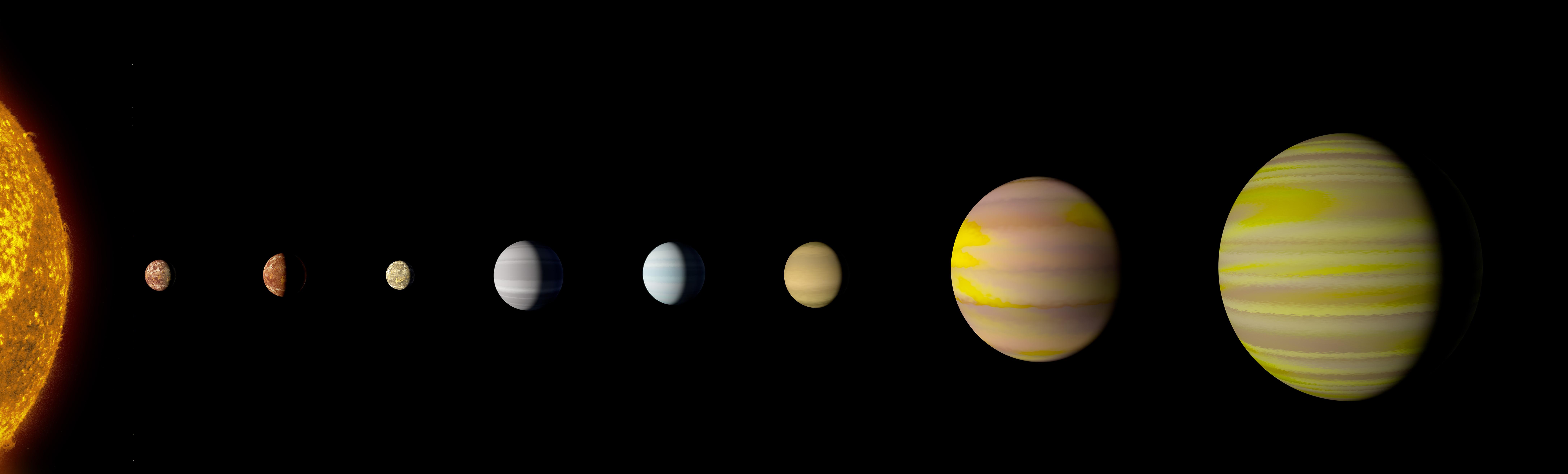 La NASA et Google découvrent des exoplanètes grâce à l'intelligence artificielle