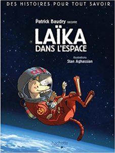 Livre Laika dans l'espace