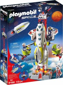 cadeau playmobil space
