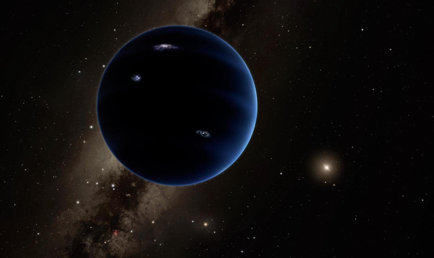 La neuvième planète du système solaire