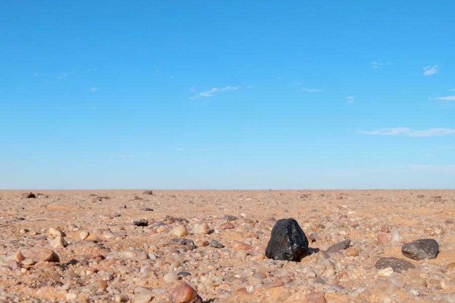 Découverte d'une planète disparue grâce aux diamants d'une météorite
