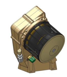 SPAN-B instrument diagram