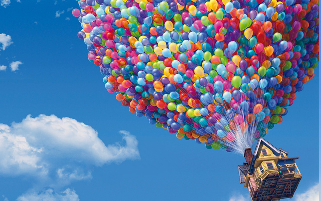 là-haut Pixar