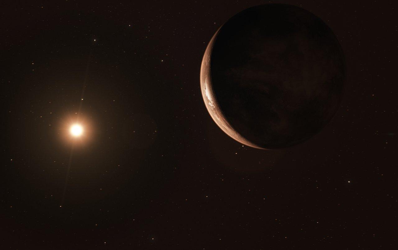 Découverte d'une super-terre autour d'une étoile voisine du système solaire