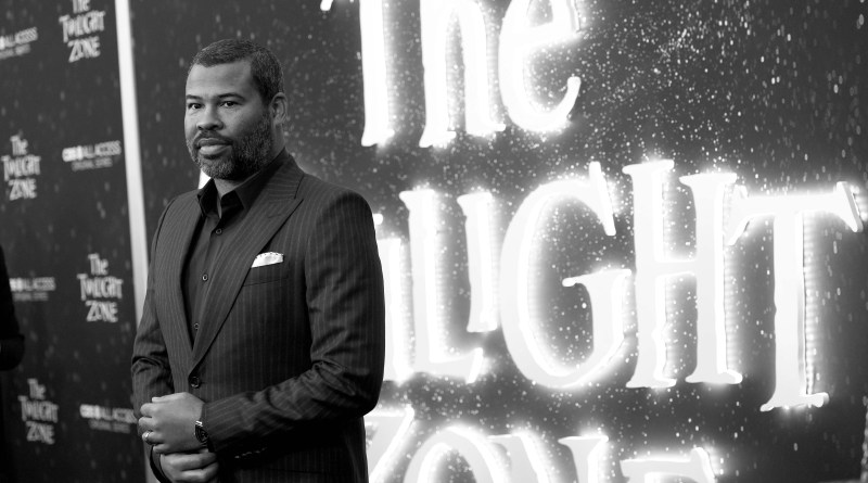 Jordan Peele - la quatrième dimension (the twilight zone)