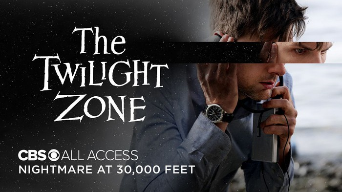 The Twilight Zone chachemar à 30 000 pieds