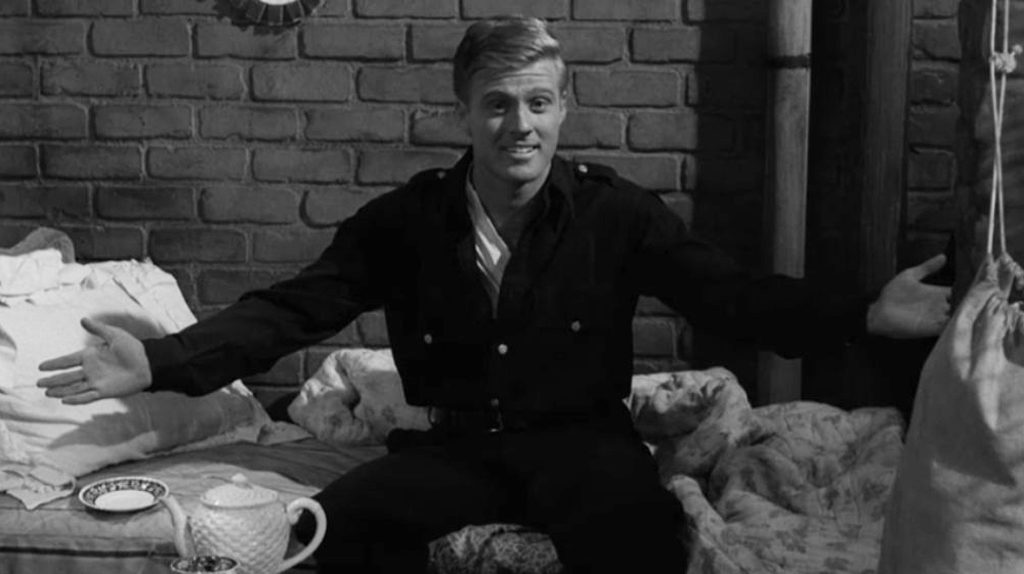 Robert Redford dans The Twilight Zone
