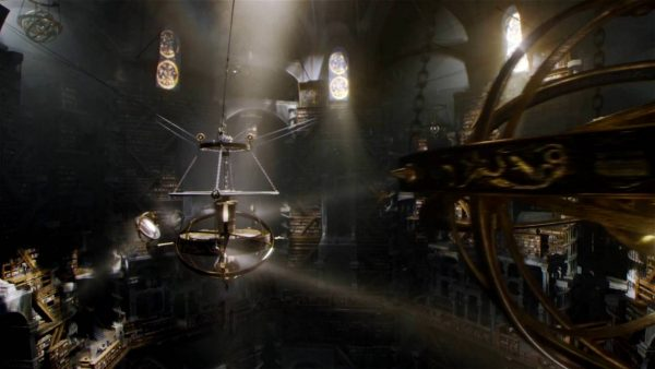 La citadelle de Game of Thrones