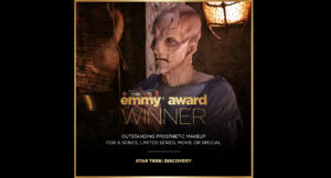 Star Trek emmy 2019