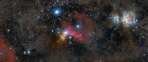 The Jewels of Orion © Ross Clark