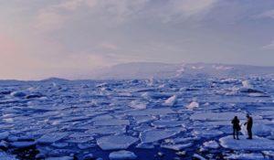 glacier en islande - rapport GIEC