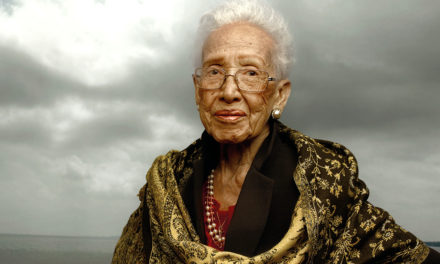 Katherine Johnson, figure de l'ombre de la NASA