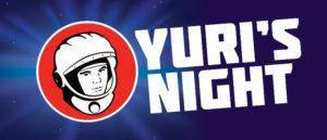 Yuri's night - la nuit de Youri