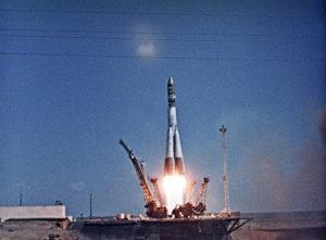 Lancement Vostok 1