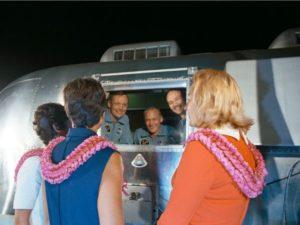 Apollo 11 quarantaine