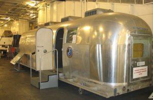 Installation Mobile Quarantaine Apollo 14