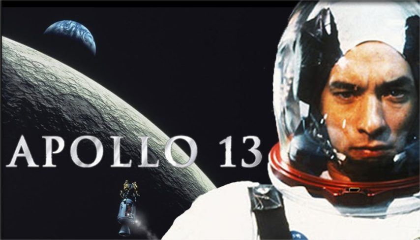 Le film Apollo 13 avec Tom Hanks