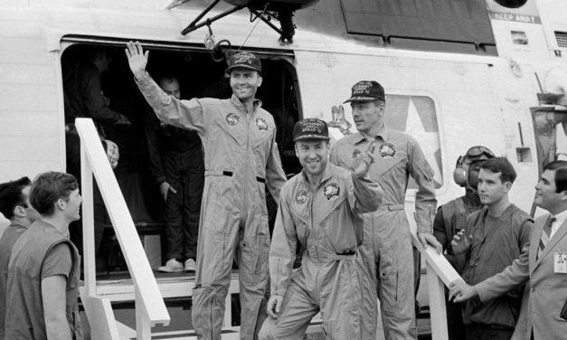 Houston nous avons eu un problème – Apollo 13