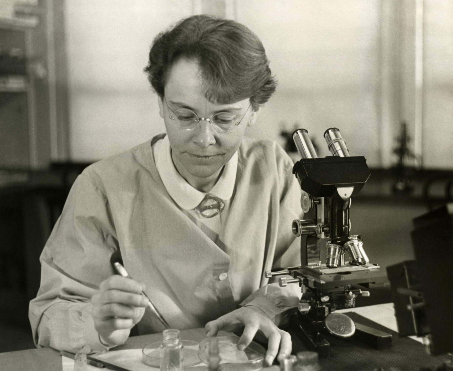 Dr. Barbara McClintock