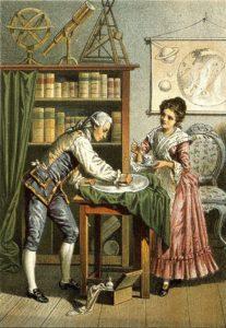 William et Caroline Herschel