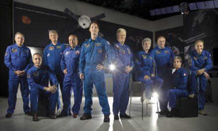 Astronautes français