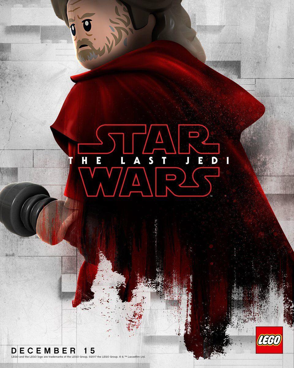 LEGO Star Wars Episode VIII Les Derniers Jedi