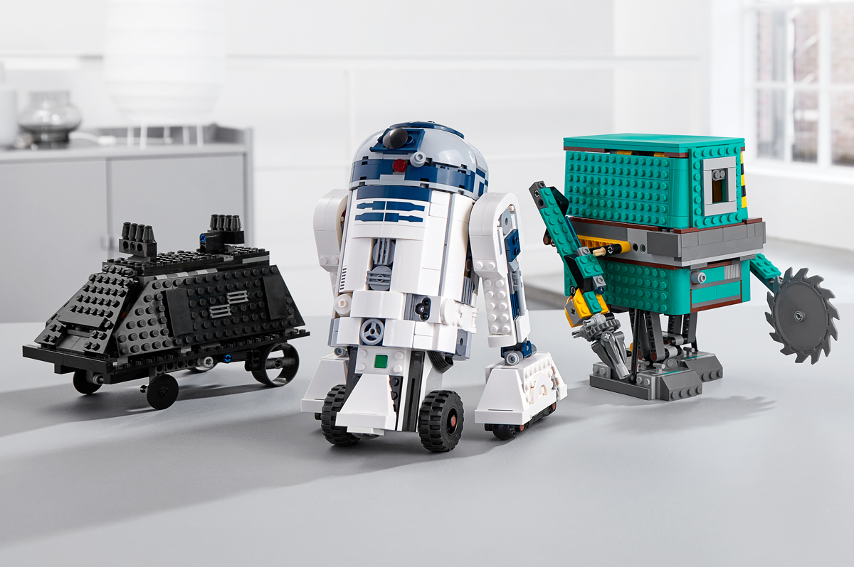 LEGO Star Wars Boost Commandant Droïdes