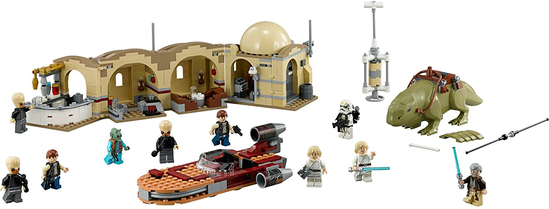 LEGO-Star-Wars- Cantine de Mos Eisley