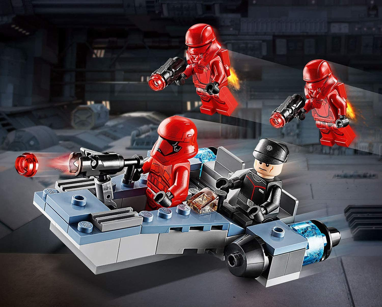 LEGO Star Wars, Coffret de bataille Sith Troopers
