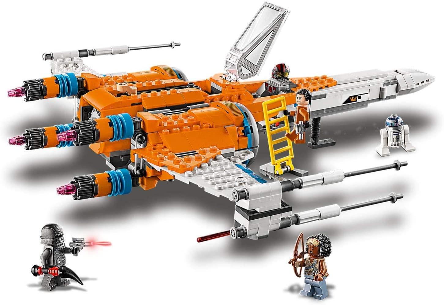 LEGO Star Wars Le chasseur X-wing de Poe Dameron