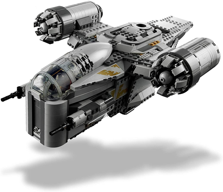 LEGO Star Wars The Mandalorian Chasseur de Primes
