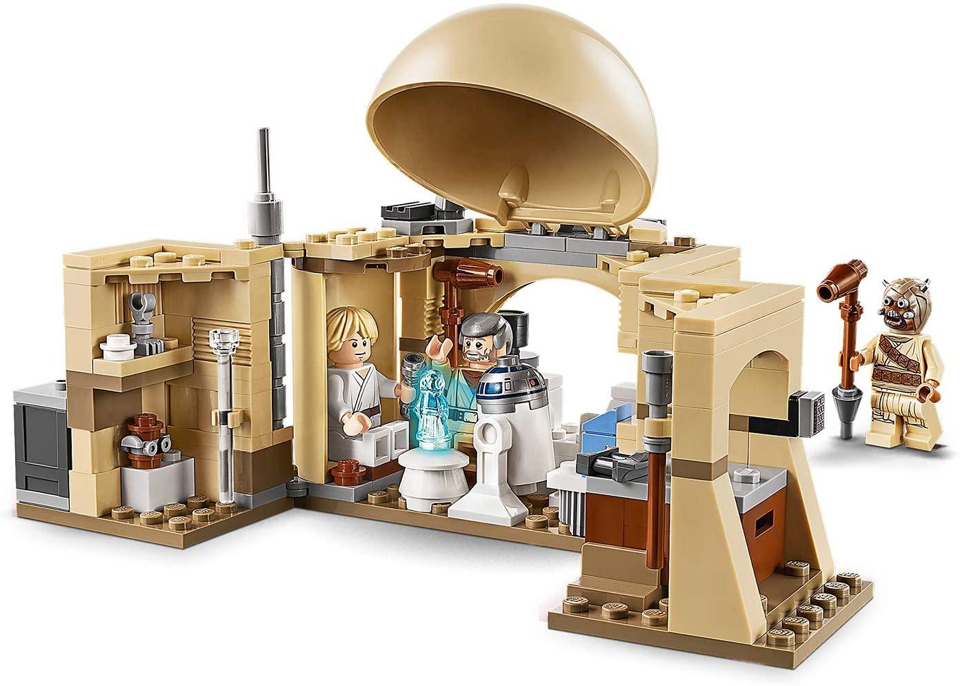 LEGO Star Wars cabane Obi Wan