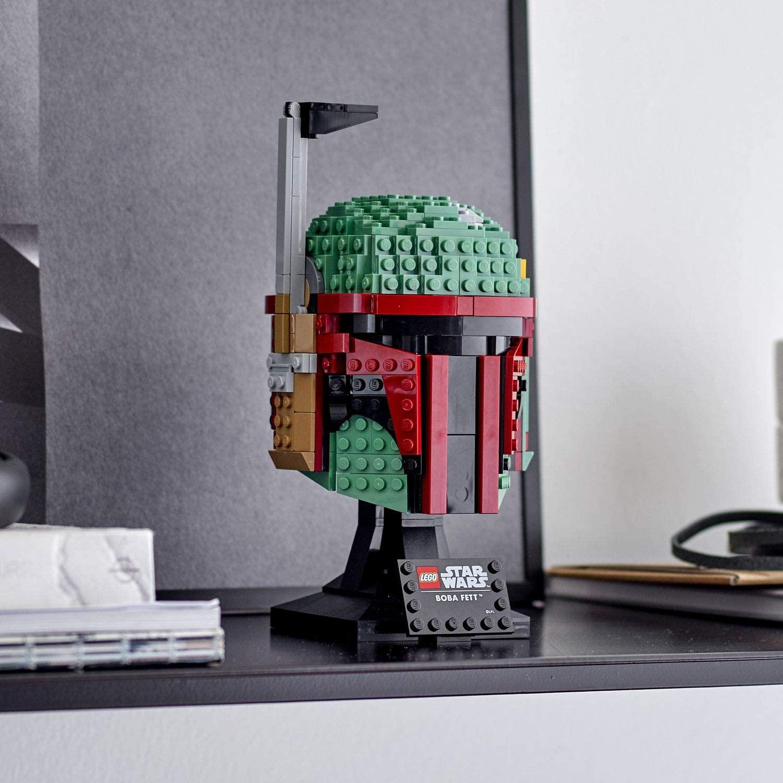 LEGO Star Wars Le casque de Boba Fett