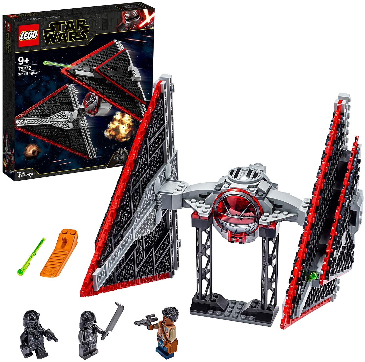 LEGO Star Wars Le chasseur TIE Sith