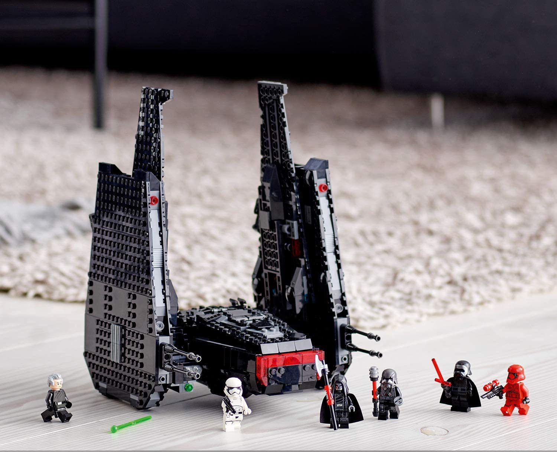 LEGO-Star Wars La navette de Kylo Ren
