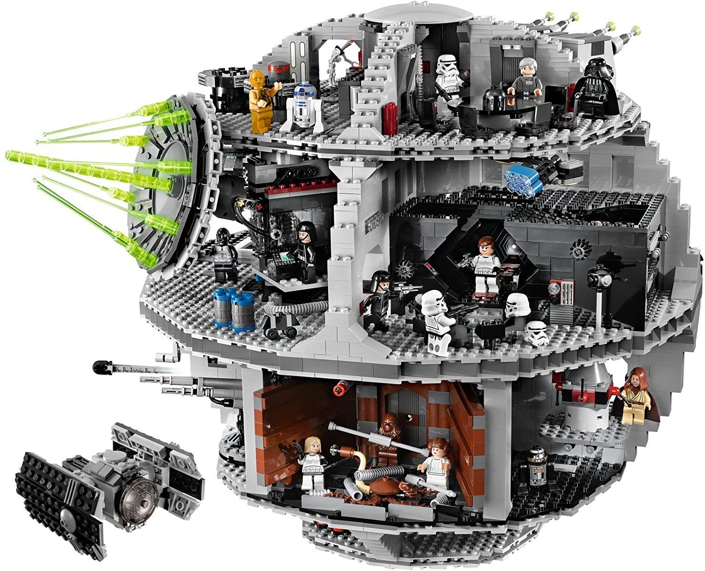 LEGO Star wars L'étoile noire